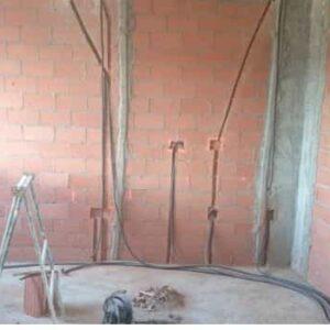 Instalaciones de energía y agua