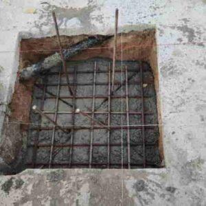 constructora ibiza zapatas de hormigón armado